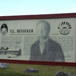 Mr. Beiseker sign